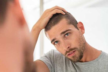 PRP Therapy - Hair Restoration